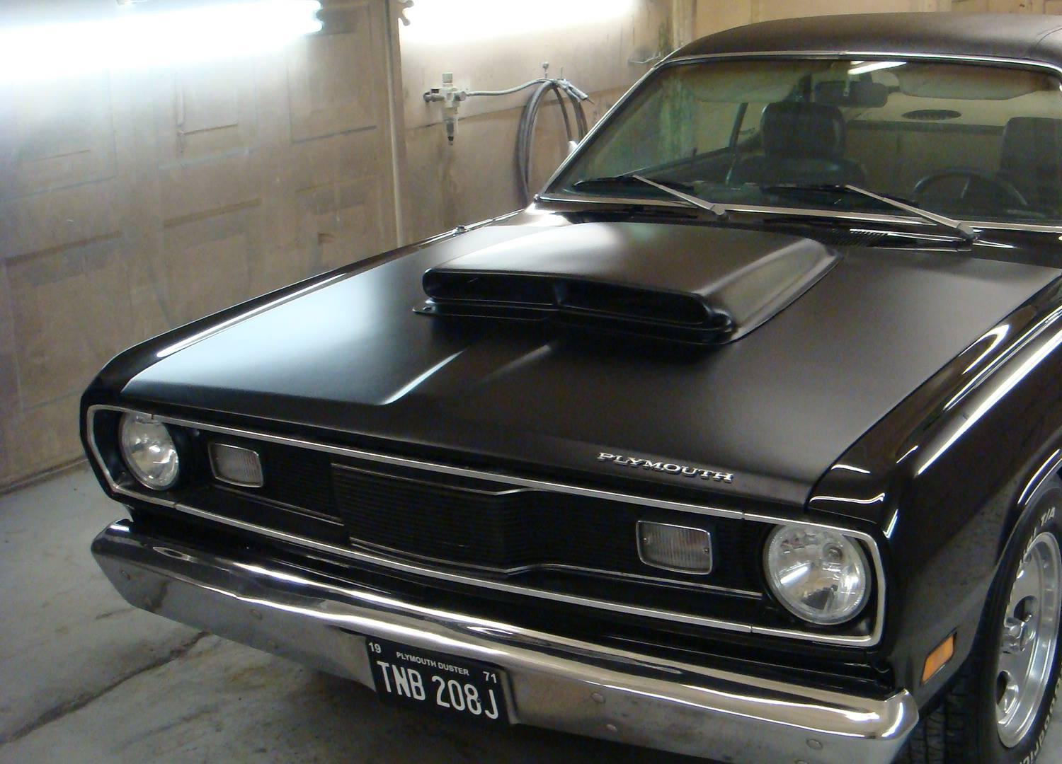 1970 Plymouth Duster|Plymouth Duster|Plymouth|Mopar UK|Plymouth Duster restoration|Muscle car restoration|APR Bodyworks|