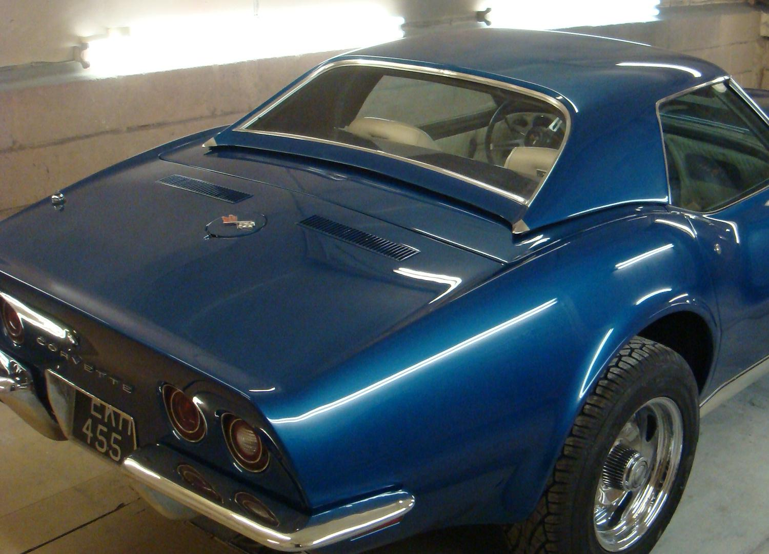 1970 Corvette Stingray | 1970 Corvette | Corvette Stingray | Classic american cars | Classic car restoration | Corvette restoration | APR Bodyworks